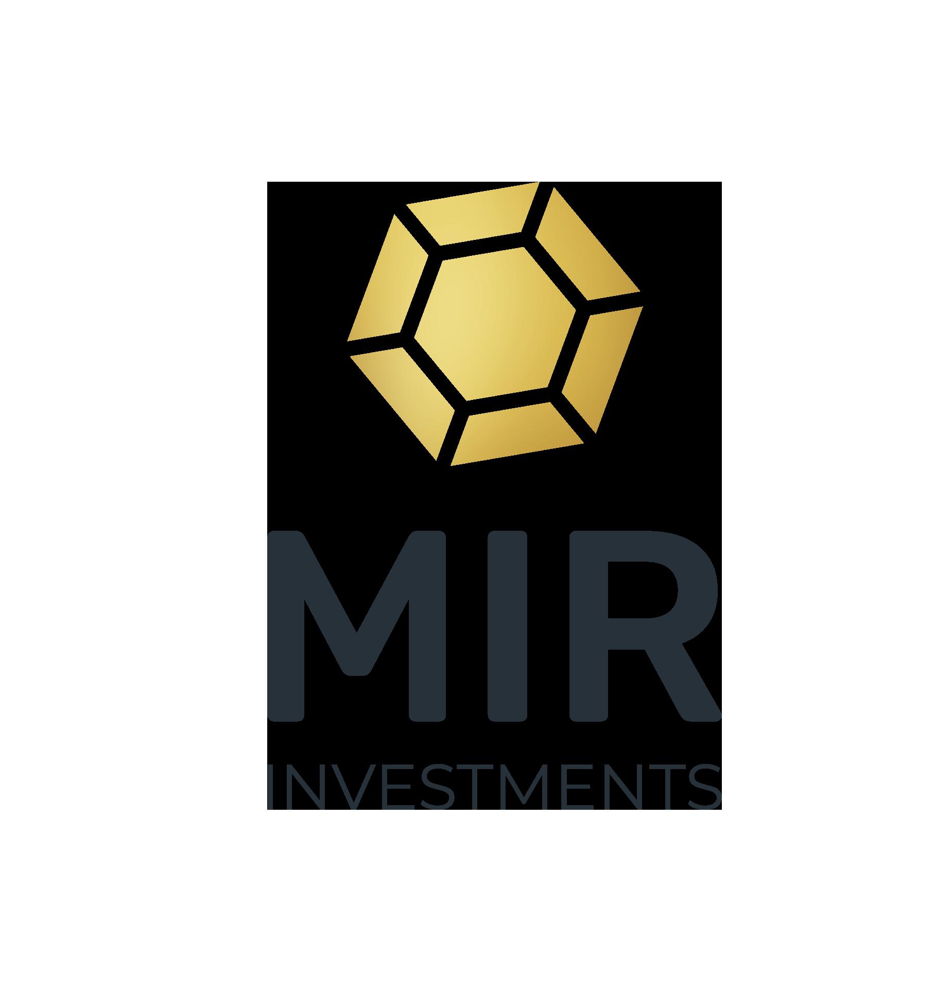 Logo MIR Investments